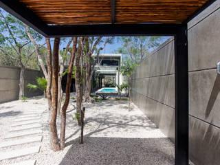 Casa T Casas modernas de Studio Arquitectos Moderno