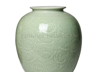 LeHome Interiors Living roomAccessories & decoration Ceramic Green