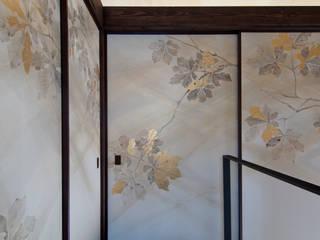 内観: 一級建築士事務所マチデザインが手掛けた廊下 & 玄関です。