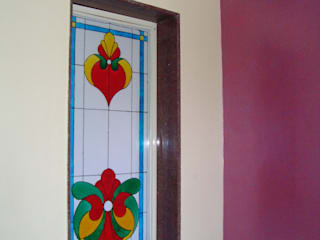 The Bathroom Ventilator- After:   by Sthaptya Vishwa Project Consultants