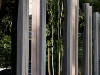 Modern Japanese Garden Jardines modernos de Earth Designs Moderno