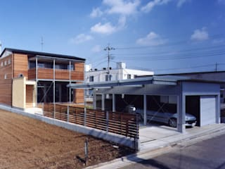 Häuser von 池野健建築設計室