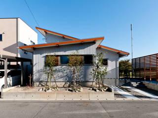 ファサード: 株式会社山口工務店が手掛けた家です。