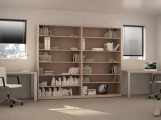 Bureau Bureau moderne par lateralis Moderne