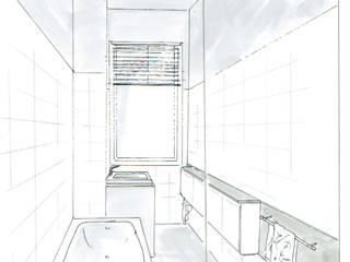 Raumagentur - ArteFakt Modern Bathroom