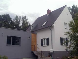 Wohnhaus Grüne Mitte Regensburg Moderne Häuser von Donhauser Postweiler Architekten Modern