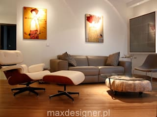 MAXDESIGNER: klasik tarz tarz Oturma Odası