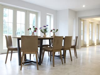Private Residence - Kent Modern dining room by Artisans of Devizes Modern