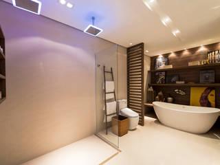 B.C.D. por Ana Mitzakoff - Designer de interiores Moderno