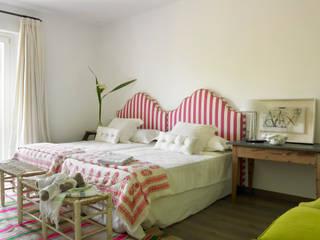 Casa Polo Sotogrande Melian Randolph Moderne Schlafzimmer