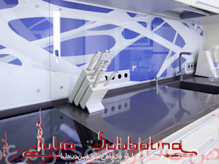 Студия Архитектуры и Дизайна Субботиной Юлии Kitchen