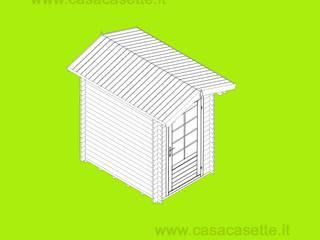 Modelli Casette:  in stile  di Casa Casette