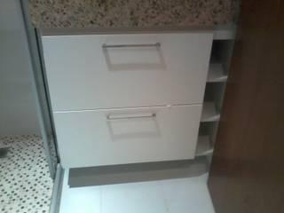 Prestige Móveis Planejados 現代廚房設計點子、靈感&圖片