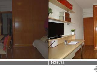 Antes y después:  de estilo  de Tu Casa Home Staging
