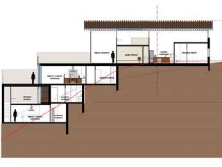 """Concept d'habitat colocatif """"un toit pour 2"""" par Kauri Architecture"""