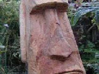 Garden Sculptures:   by Chainsaw Sculpture Ltd.