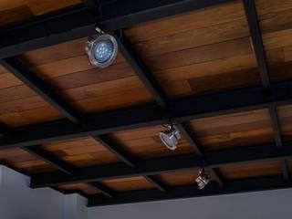 Nowoczesne ściany i podłogi od RSOarquitectos Nowoczesny
