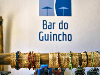 Loja Bar do Guincho Lojas e Espaços comerciais rústicos por Nerve Atelier Design Rústico