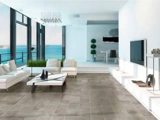 Paredes y suelos de estilo moderno de Decor Union Moderno