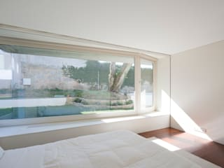 Figueiredo+Pena Спальня