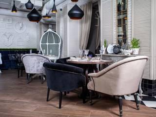 Деликатесси - рестокафе от Zelensky interiors Модерн