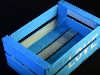 Cajas de fruta de madera de Pablo Antigüedades Rústico