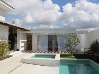 Projeto: Terraços  por Flavio Monteiro Arquitetos Associados