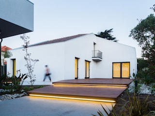 Houses by a caixa negra, Modern