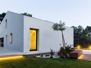 a caixa negra Modern houses