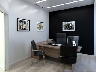 Офис Банка: Офисные помещения в . Автор – interier18.ru
