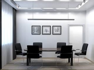 Офис Банка: Офисы и магазины в . Автор – interier18.ru