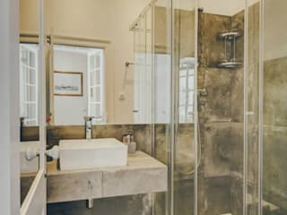 Rustic style bathroom by Obrasdecor Rustic