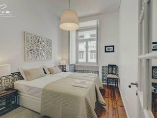 Obrasdecor Rustic style bedroom