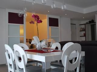 現代廚房設計點子、靈感&圖片 根據 ARCH. PAOLA AMABILI 現代風