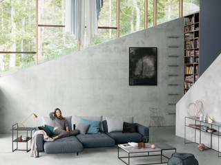 di Avelis GmbH & Co KG Moderno Cotone Rosso