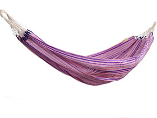 COLOMBIANA SINGLE HAMMOCK – BERRY:   by Lakeland Hammocks
