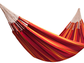 Iguana Single Hammock – Fire:   by Lakeland Hammocks