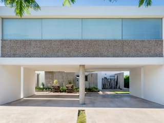 Modern houses by barqs bisio arquitectos Modern