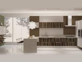 projeto Cozinhas modernas por VS MELO Moderno