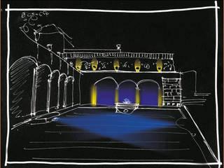 Piscine classique par Visual Stimuli Classique