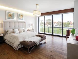 Dormitorios de estilo  por Imativa Arquitectos