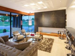 Livings de estilo  por Imativa Arquitectos