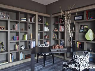 Estudio: Estudios y oficinas de estilo  por MARIANGEL COGHLAN