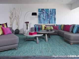 MARIANGEL COGHLAN Living room Multicolored