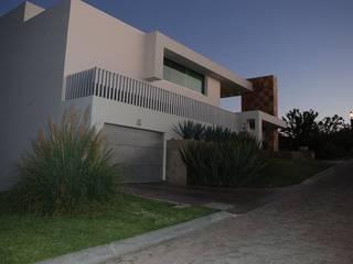 Casa Agave Casas modernas de AD ARQUITECTOS Moderno