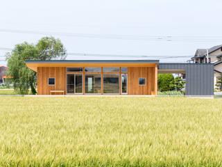 Modern home by 株式会社プロトハウス事務局 Modern