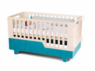 KOJOTE - vom Babybett zum Kinderzimmer: modern  von Kidskoje,Modern