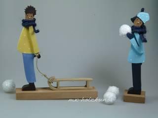 Figuren aus Holz mw-holzkunst WohnzimmerAccessoires und Dekoration