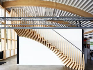MindStep by ​EeStairs® EeStairs | Stairs and balustrades Corridor, hallway & stairsStairs Bamboo