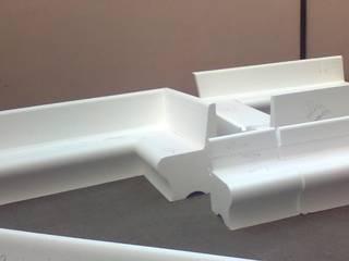 Delle Dekoratif Yapı Ürünleri San. Tic. Ltd. Şti. – Buhar odaları için polistren oturma bankları:  tarz
